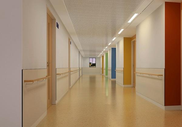 Tay Vịn Bệnh Viện